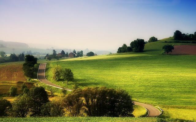 Wallpapers of stunning nature and charming خلفيات طبيعة خلابة وساحرة
