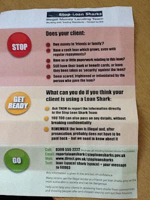 Stop Loan Shark's