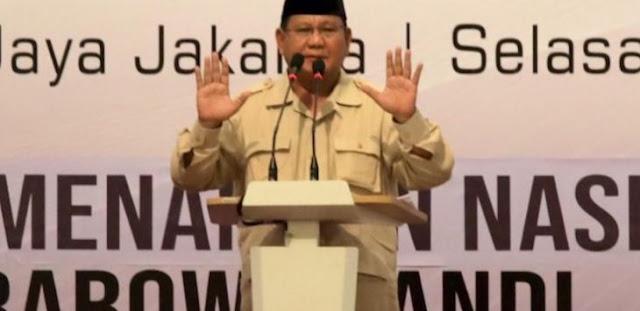 KPU Bingung Prabowo Tolak Hasil Pemilu