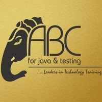 ABC for java and testing
