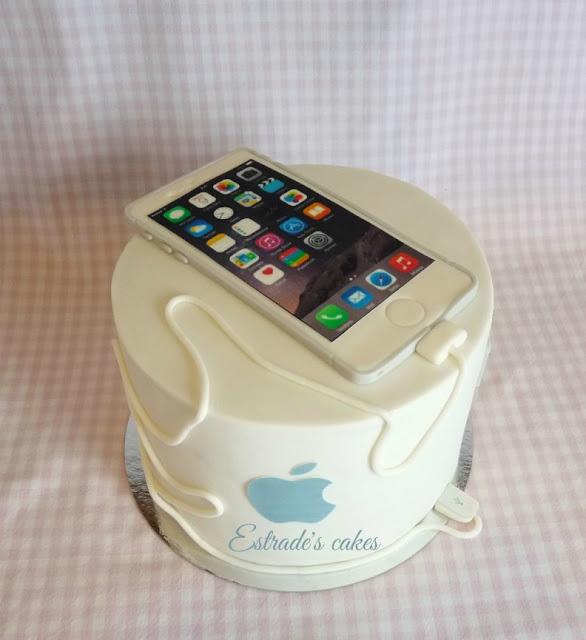 Tarta iphone 5