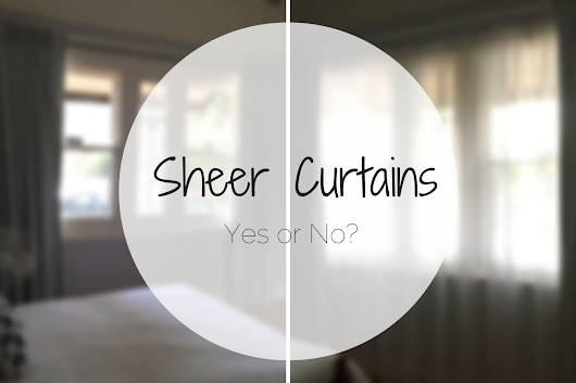 Sheer Curtains | Home