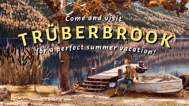 تحميل لعبة Truberbrook