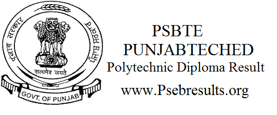Polytechnic Diploma Results