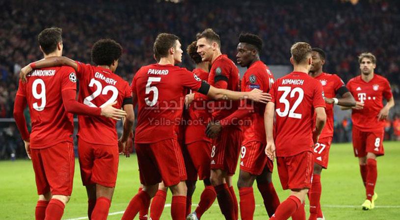 بايرن ميونخ vs فورتونا دوسلدورف