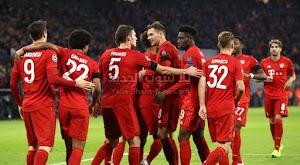 بايرن ميونخ يحقق فوز كبير على فريق فورتونا دوسلدورف باربع اهداف بدون رد في الدوري الالماني