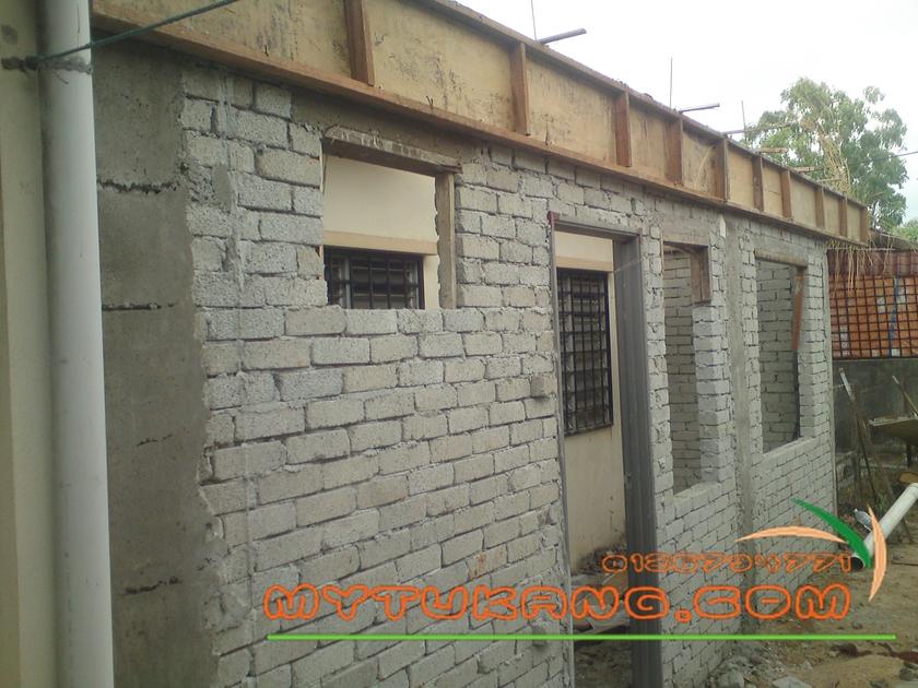 Kos Sambung Dapur Adalah Berdasarkan Reka Bentuk Dan Material Yang Di Gunakan Budi Renovation Berpengalaman Bina Ubahsuai Rumah