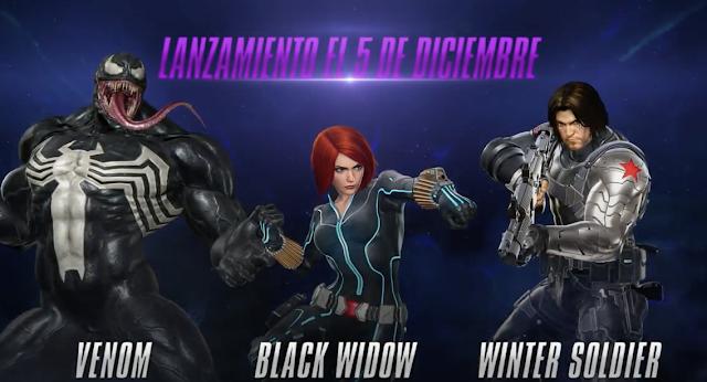 Marvel vs Capcom Infinite concreta tres nuevos personajes y prueba gratuita