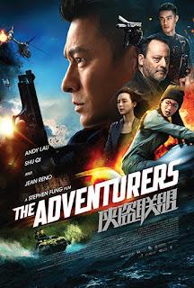 The Adventurers (2017) Hindi Dual Audio BluRay | 720p | 480p