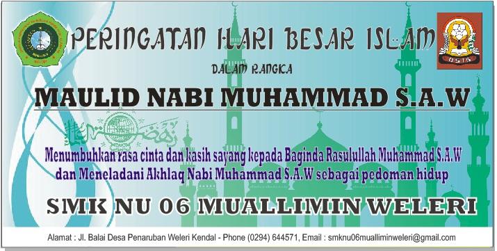 Download Contoh Desain Spanduk Maulid Nabi format cdr ...
