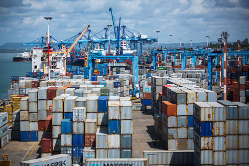Image Attribute: Port of Mombasa, Kenya / Wikimedia, Creative Commons