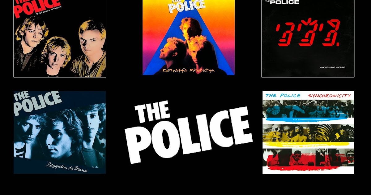 5dbd7ca8c8cb1 Discografia Indispensável  The Police