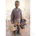 See pix:A child shoe shiner in Gombe State
