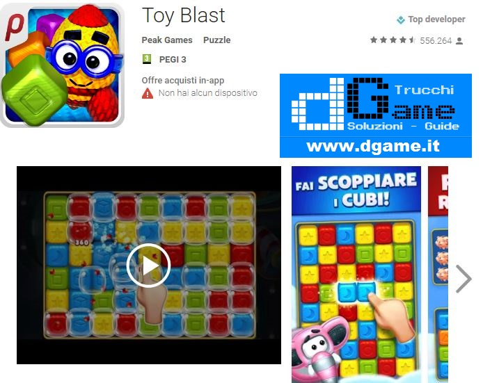 Soluzioni Toy Blast livello 361 362 363 364 365 366 367 368 369 370 | Trucchi e  Walkthrough level