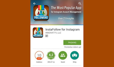 aplikasi instafollow for instagram