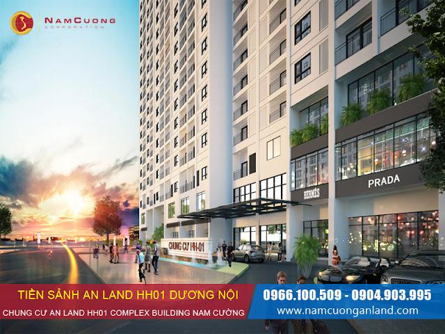 HH01 Complex Building Nam Cường, HH01 Dương Nội