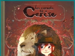 Les Carnets de Cerise, tome 1 : Le zoo pétrifié de Joris Chamblain & Aurélie Neyret