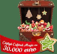 Castiga un premiu in valoare de 30.000 de euro