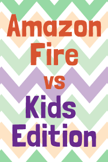 Amazon Fire Kids Edition vs Basic Fire: Which Tablet Should