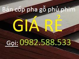 Sản xuất cốp pha định hình rẻ nhất Hà Nội