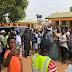 INEC Chairman, Mahmood Yakubu visits FCT polling units