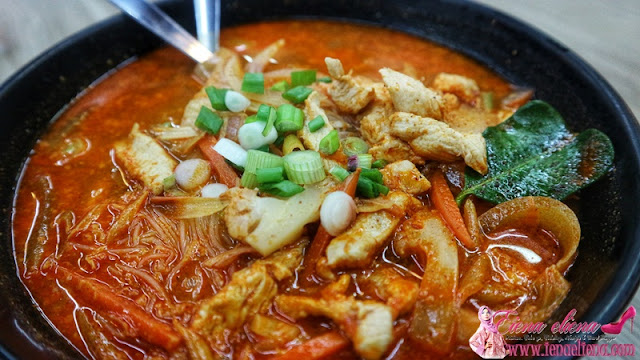 Meehon Tomyam di Hot Pindang Kitchen
