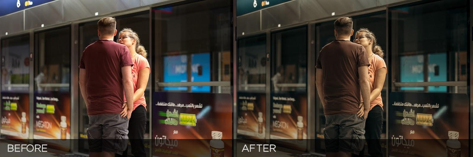 Cinema Night - Free Lightroom Preset | Rufat Abas Photography