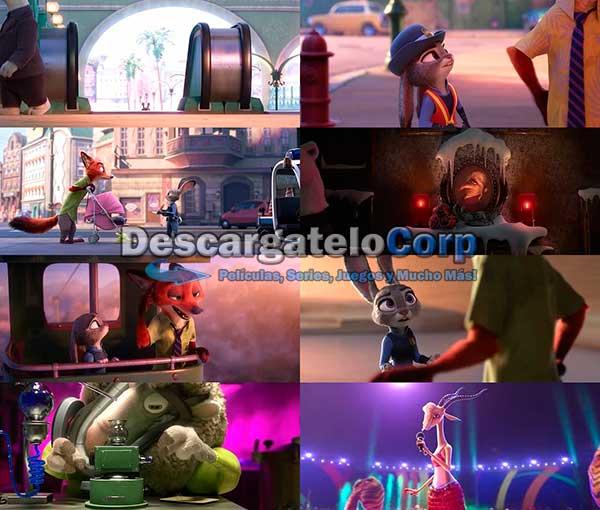 Zootopia (2016) DVDRip Español Latino