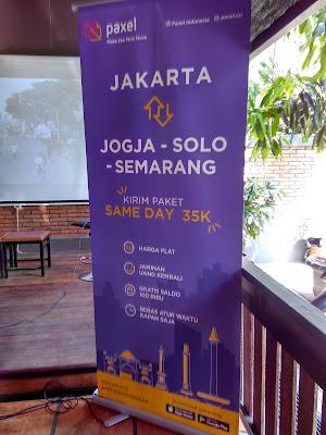 Paxel Antarkan Kebaikan Semarang