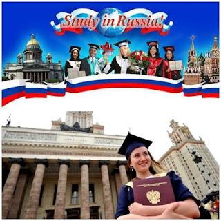 INFORMASI BEASISWA RUSIA UNTUK PELAJAR INDONESIA • INDBeasiswa