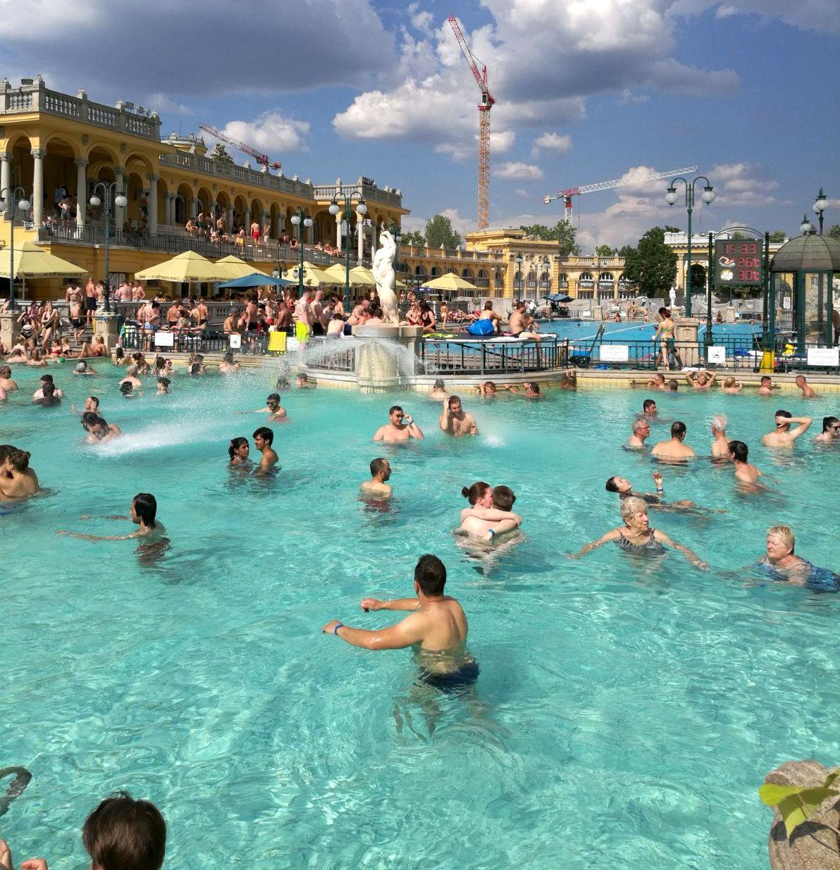 Terme di Budapest: la mia esperienza in tre stabilimenti | Viaggiare ...