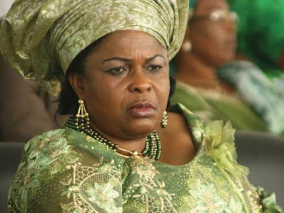 Court orders freezing of Ex-First Lady, Patience Jonathan's multiple accounts