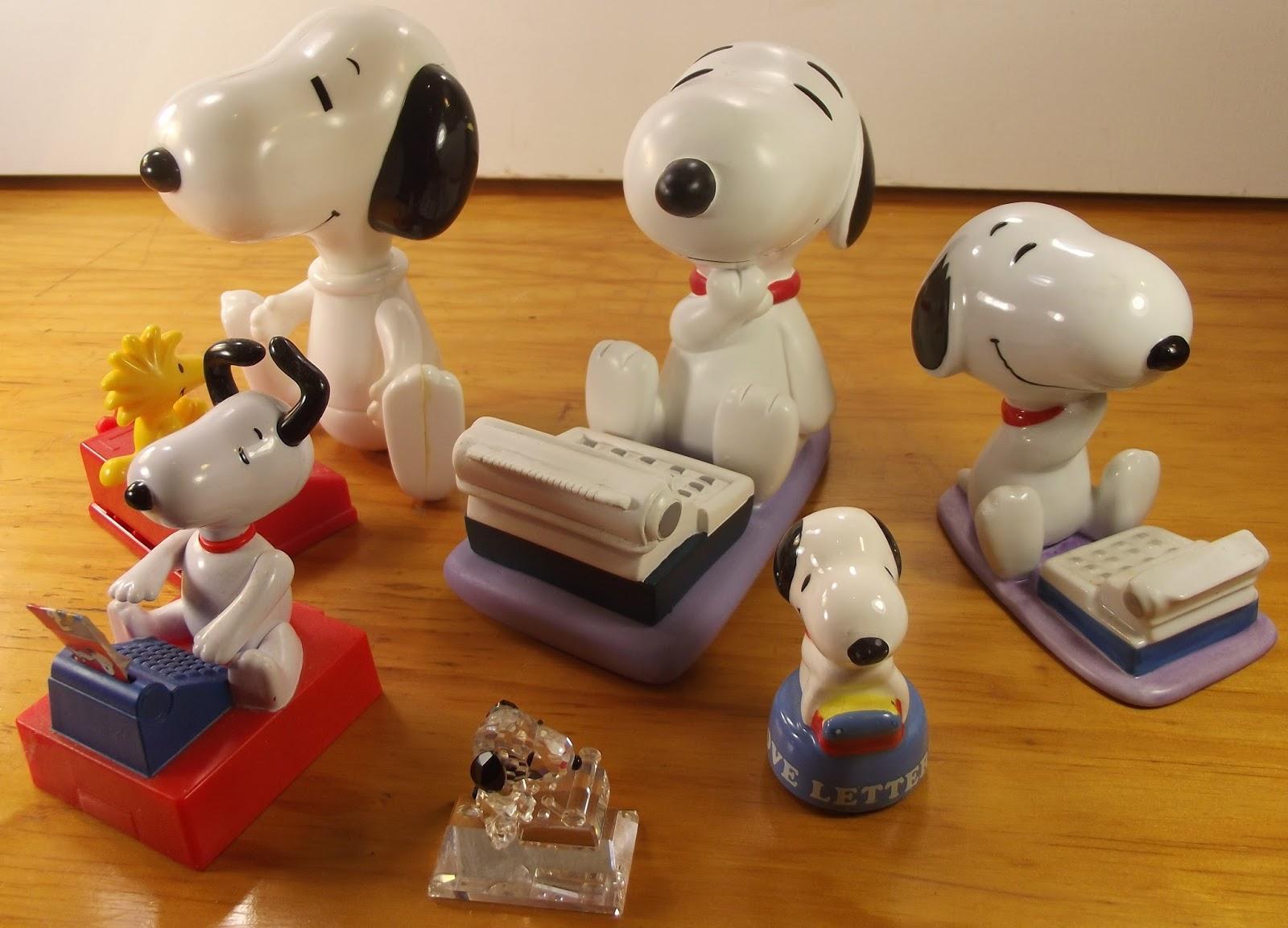 Oz Typewriter Good Grief Snoopy And His Typewriter