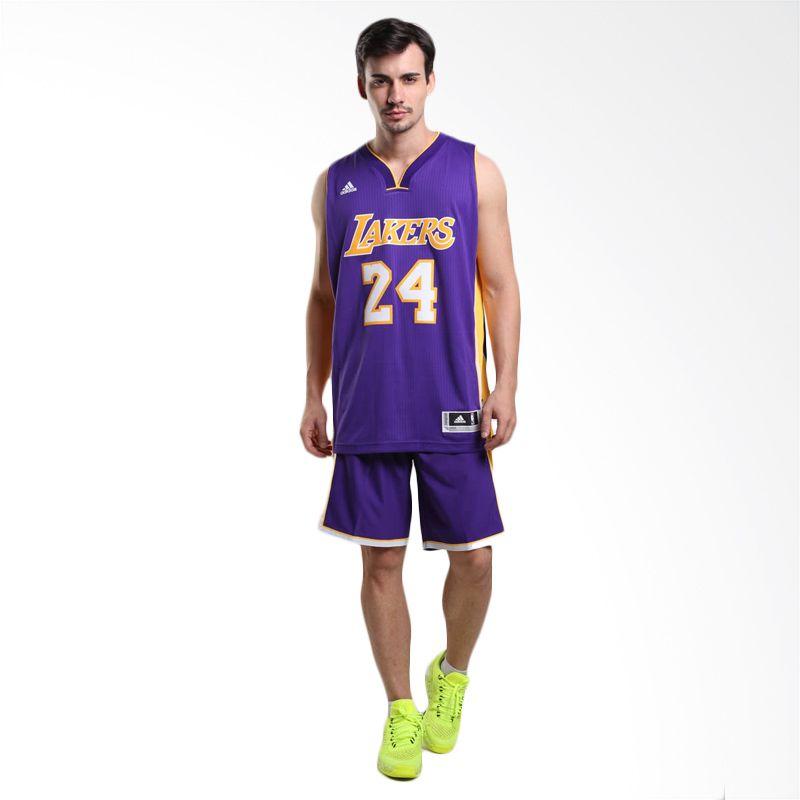 Adidas NBA Los Angeles Lakers Kobe Bryant Swingman Ungu