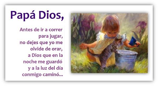 5 Oraciones Cristianas para Niños