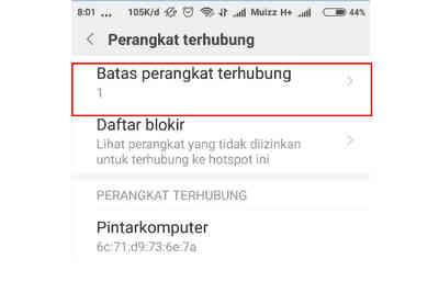 Cara Memblokir Pengguna Wifi Android