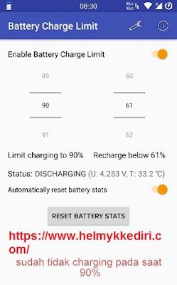 Cara membatasi charger baterai android3