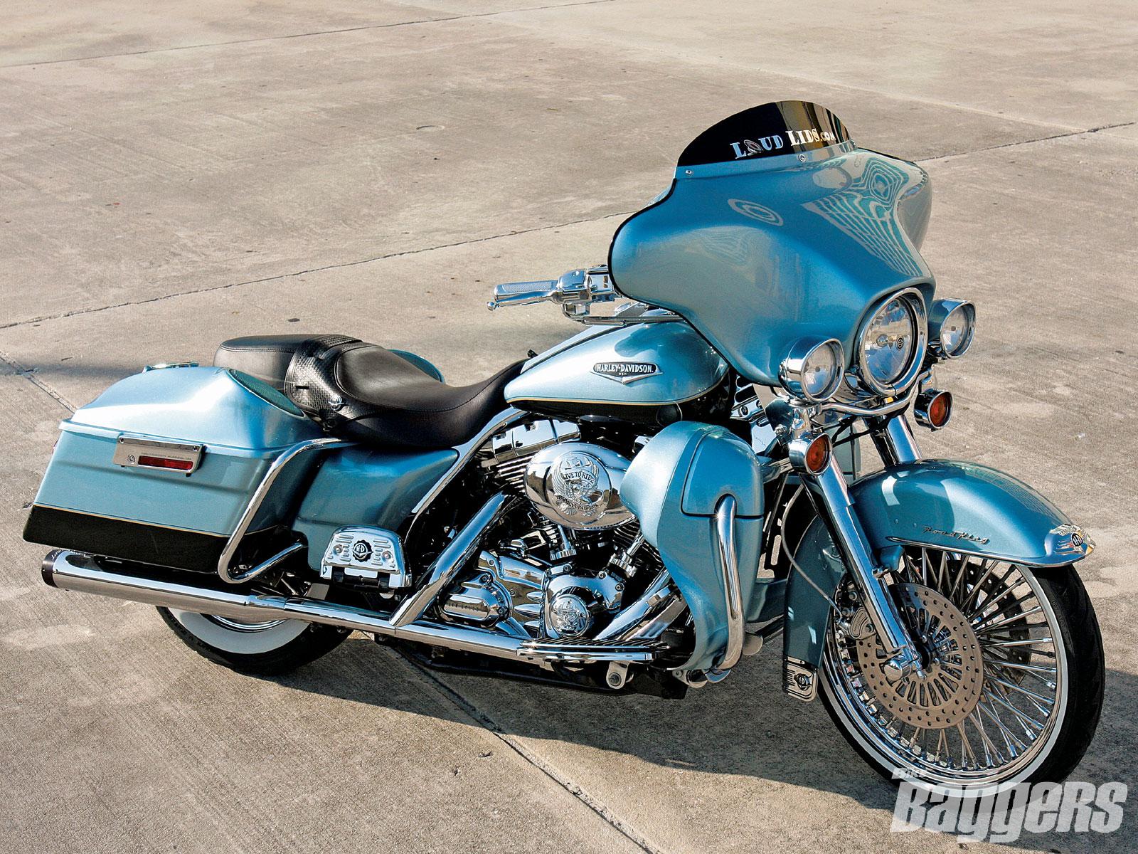 Harley Davidson Classic: Classic Harley Davidson Road King