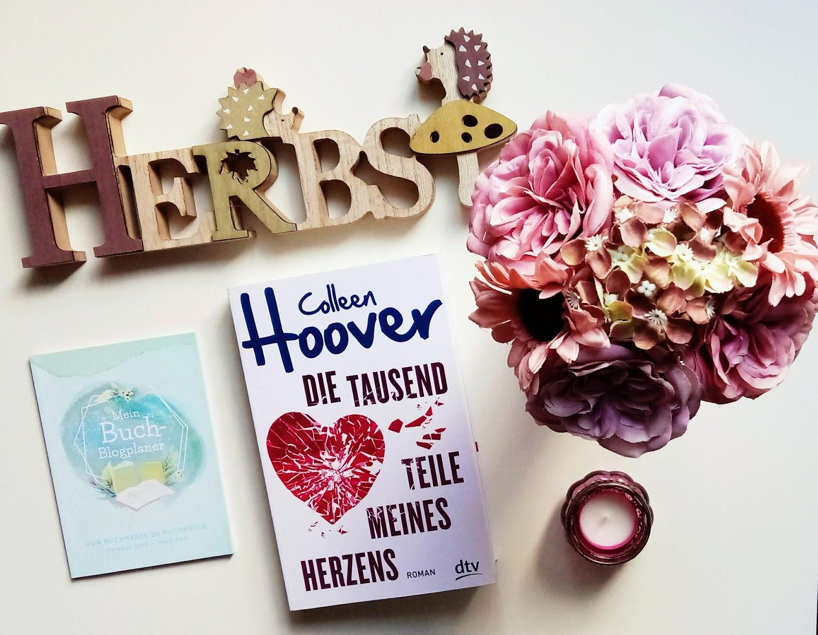 {Rezension} Die tausend Teile meines Herzens | Colleen Hoover