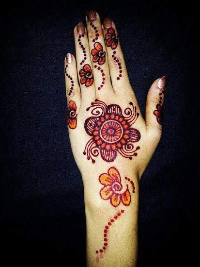 New Mehndi Designs For Girls Amp Women Fashion Point