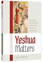 https://www.goodreads.com/book/show/26027620-yeshua-matters