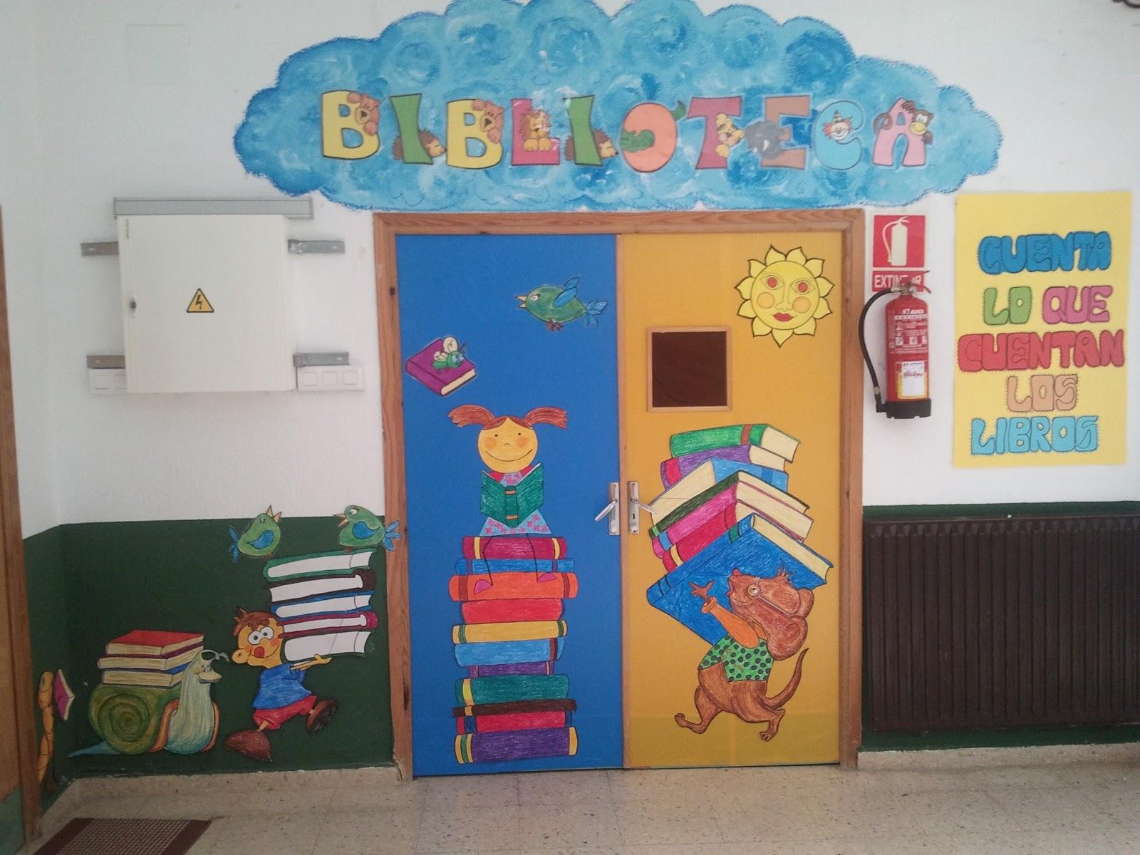 El rinc n de la educaci n f sica la biblioteca de mi cole - Libros para decorar ...