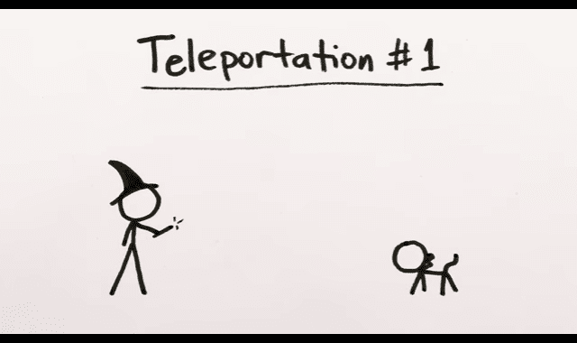How to Teleport Schrödinger's Cat