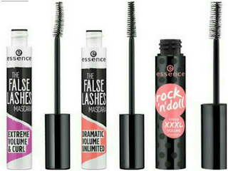 False Lashes Mascara Extreme Volume & Curl Dramatic Volume Unlimited - Rock 'n Doll Crazy XXL Volume