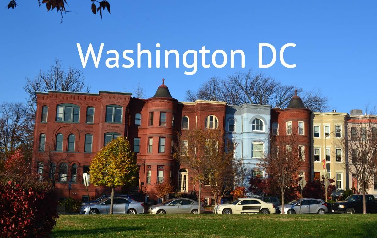 Photos de maisons Washington DC
