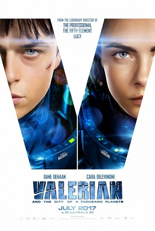 Film Valerian and the City of a Thousand Planets 2017