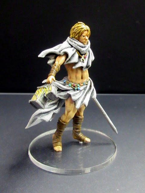Kingdom Death Monster Intimacy Survivor Male