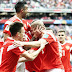 FULL-TIME Score: Russian victory win 5-0 Saudi Arabia