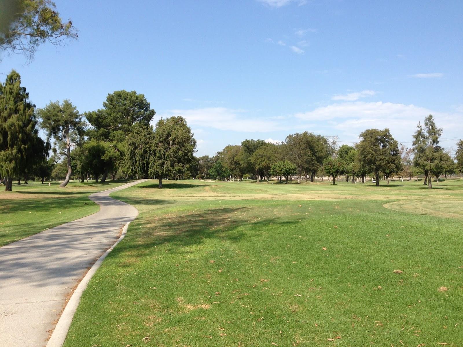 El Dorado Park Golf Course Long Beach Ca