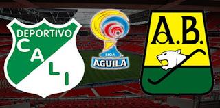 Deportivo Cali vs Bucaramanga